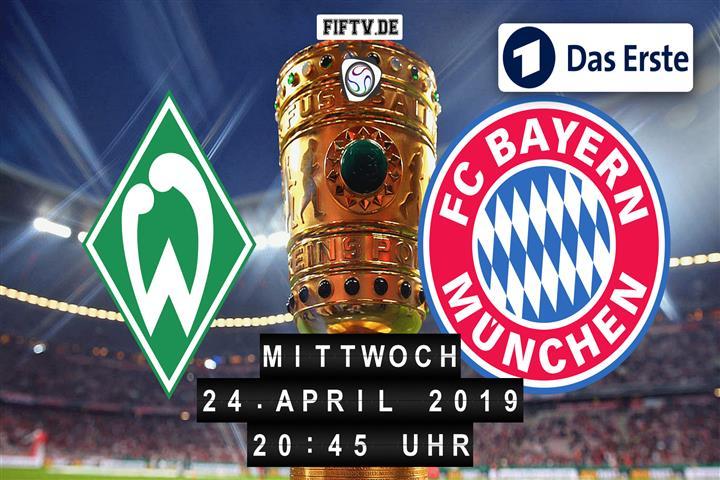 Werder Bremen - Bayern München Spielankündigung