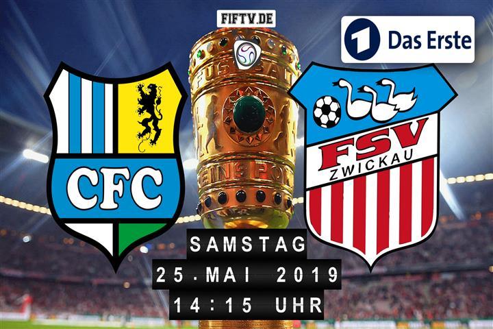 Chemnitzer FC - FSV Zwickau Spielankündigung