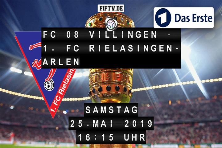 FC 08 Villingen - 1. FC Rielasingen-Arlen Spielankündigung