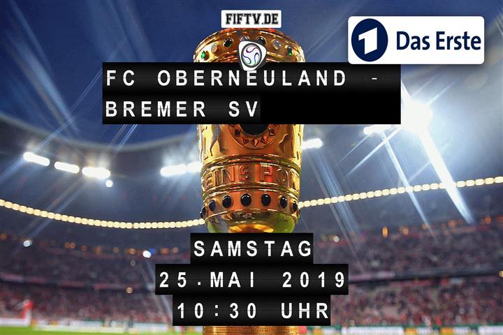FC Oberneuland - Bremer SV Spielankündigung