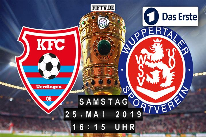 KFC Uerdingen - Wuppertaler SV Spielankündigung