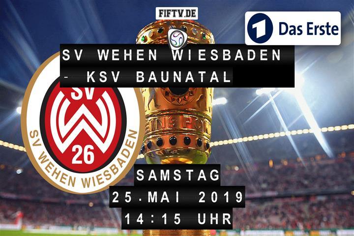 SV Wehen Wiesbaden - KSV Baunatal Spielankündigung