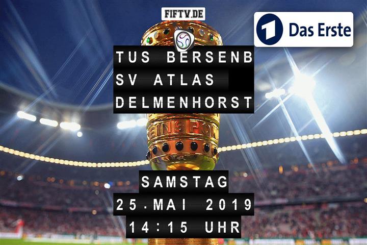 TuS Bersenbrück - SV Atlas Delmenhorst Spielankündigung