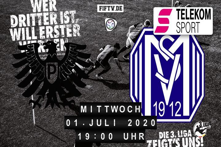 Sv Meppen Preußen Münster