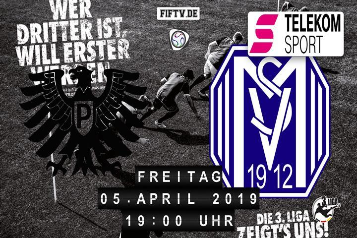 Preussen Münster - SV Meppen Spielankündigung