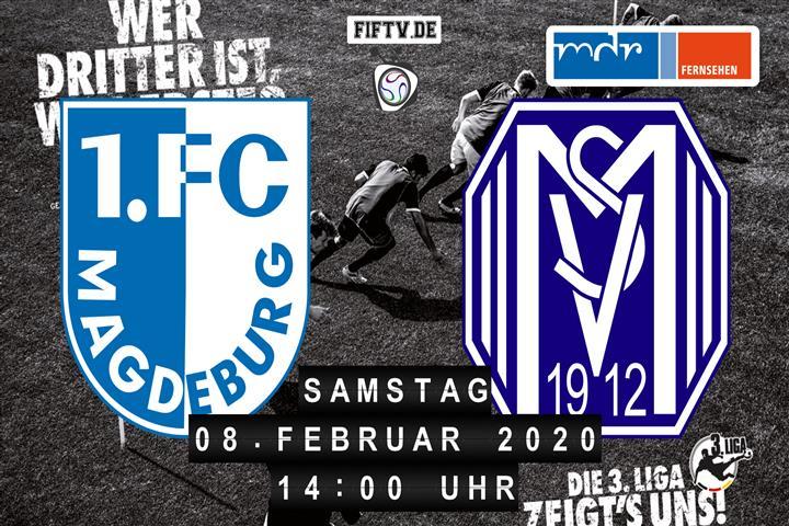 Meppen Magdeburg Live