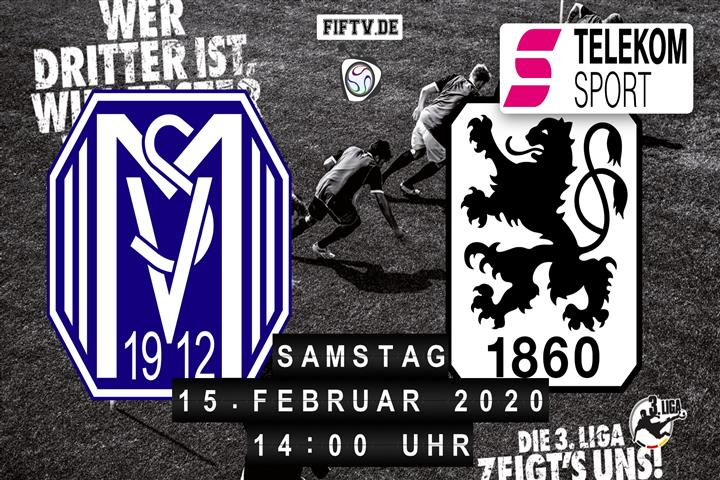 Sv Meppen 1860 München