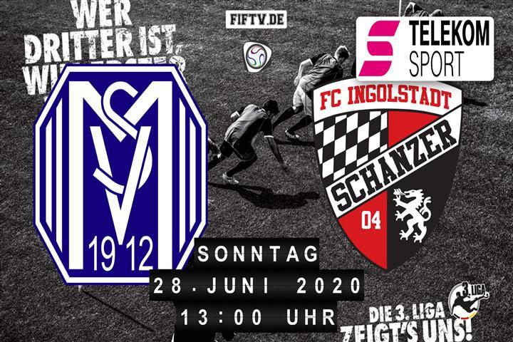 Meppen Ingolstadt