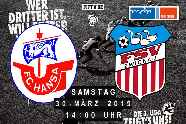 Zwickau Rostock Live