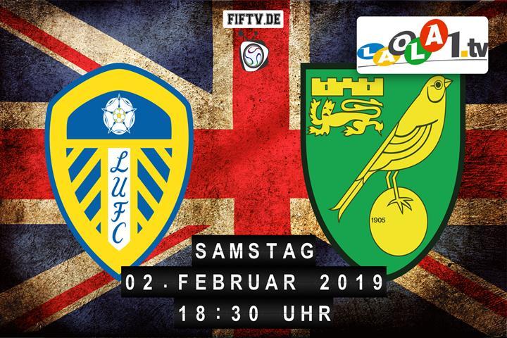 Leeds United - Norwich City FC Spielankündigung