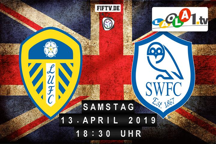 Leeds United - Sheffield Wednesday FC Spielankündigung
