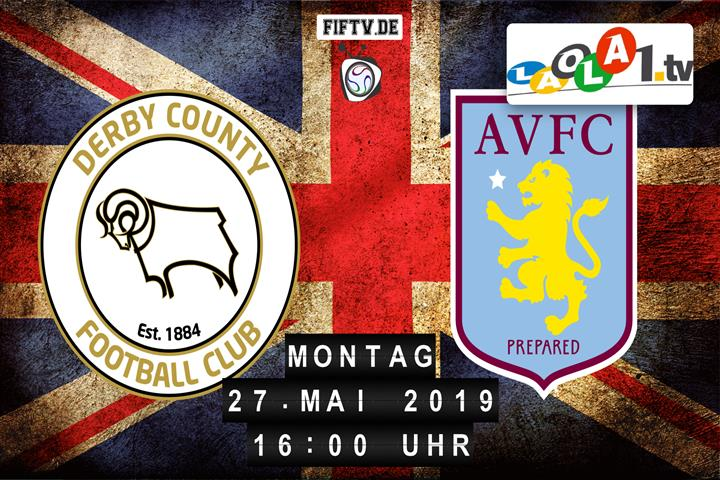 Derby County FC - Aston Villa