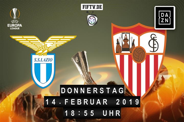 Lazio Rom – FC Sevilla Spielankündigung
