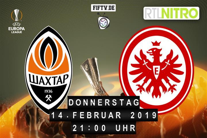 Schachtar Donezk - Eintracht Frankfurt Spielankündigung