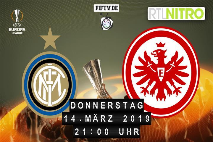 Inter Mailand - Eintracht Frankfurt Spielankündigung