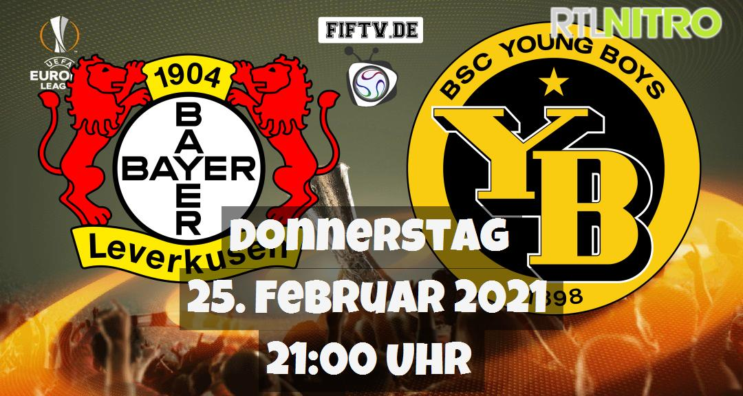 Bayer 04 Leverkusen - Young Boys Bern