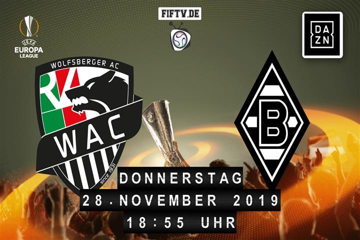 Fußballspiel Mönchengladbach