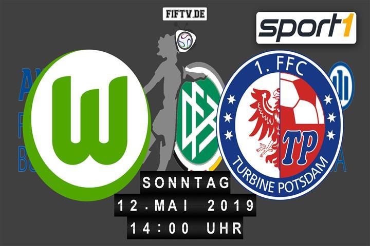 VfL Wolfsburg - Turbine Potsdam Spielankündigung