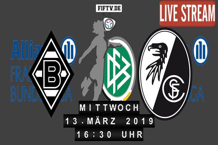 Borussia Mönchengladbach - SC Freiburg Spielankündigung
