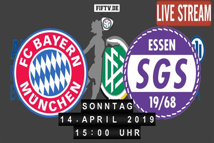 FC Bayern München - SGS Essen Spielankündigung