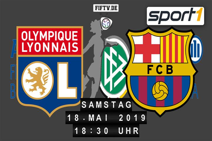 Olympique Lyon - FC Barcelona Spielankündigung