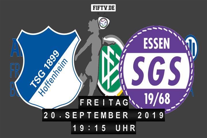 TSG Hoffenheim - SGS Essen Spielankündigung