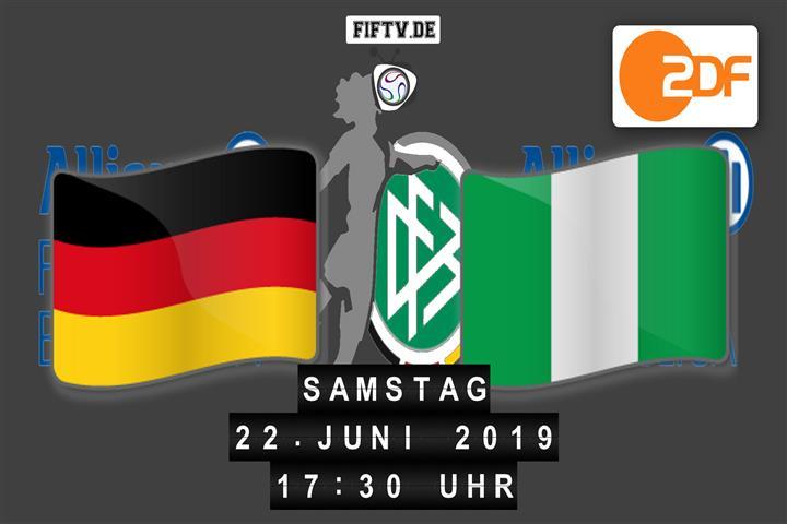 Deutschland Nigeria Live