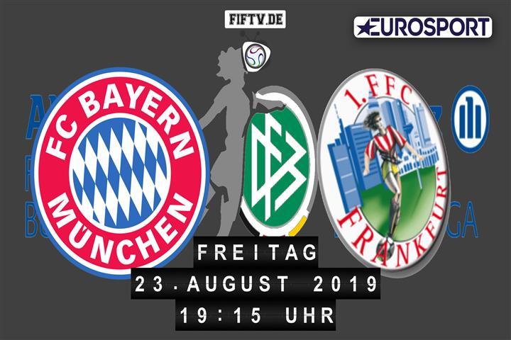 Bayern München - 1.FFC Frankfurt Spielankündigung
