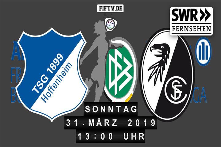 1899 Hoffenheim - SC Freiburg Spielankündigung