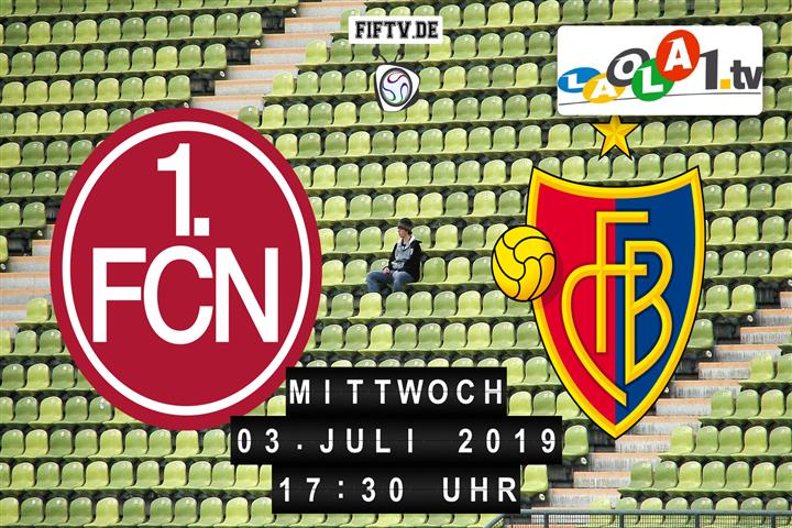 1.FC Nürnberg - FC Basel Spielankündigung