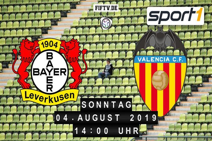 Bayer Leverkusen - Valencia FC Spielankündigung