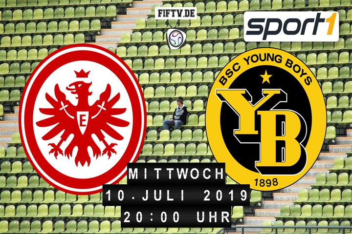 Eintracht Frankfurt - Young Boys Bern Spielankündigung