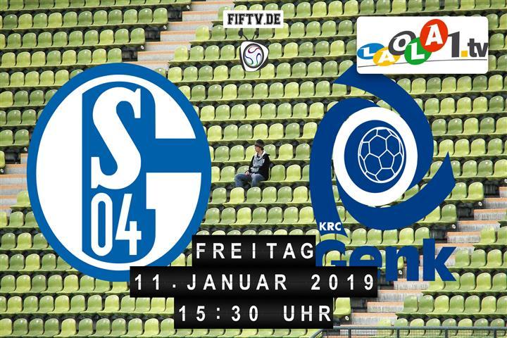 Schalke 04 - Racing Genk Spielankündigung