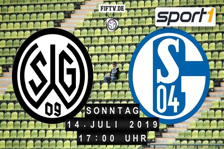 SG Wattenscheid 09 - FC Schalke 04 Spielankündigung