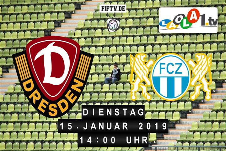 Dynamo Dresden - FC Zürich Spielankündigung