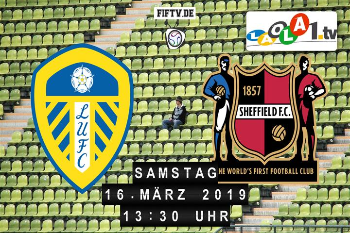 Leeds United - Sheffield United FC Spielankündigung
