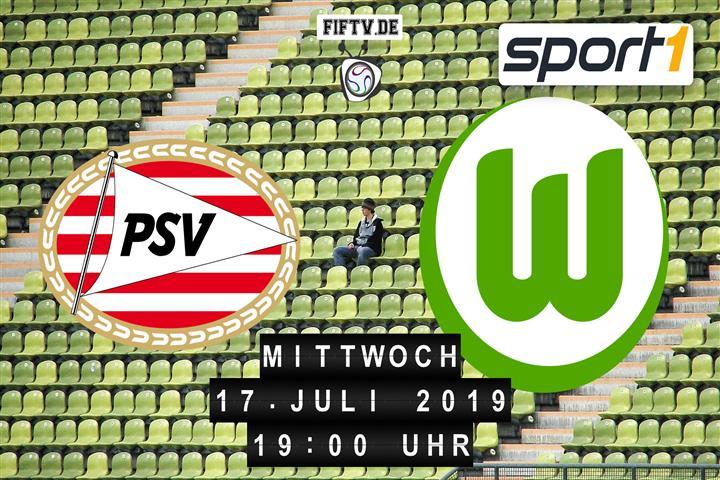 PSV Eindhoven - VfL Wolfsburg Spielankündigung