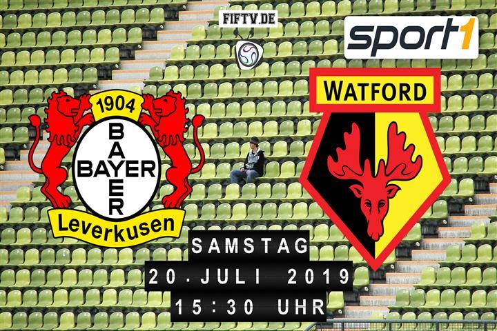 Bayer Leverkusen - FC Watford Spielankündigung