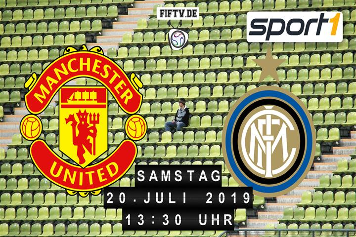 Manchester United - Inter Mailand