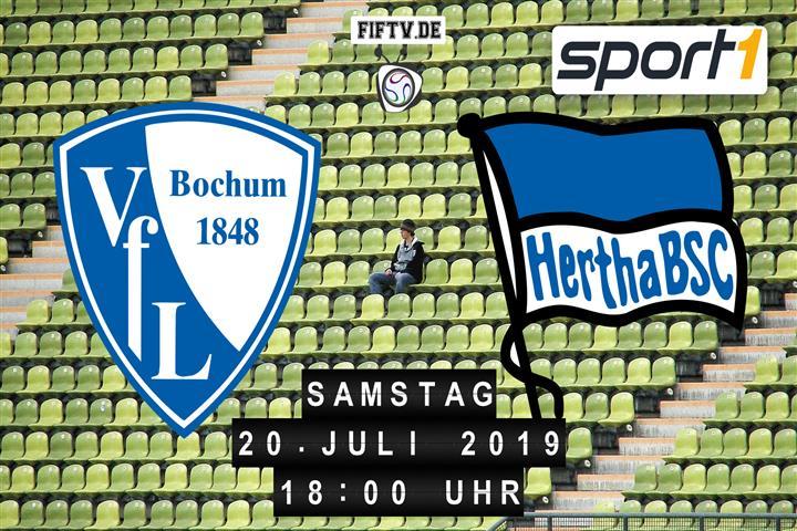 VfL Bochum - Hertha BSC Spielankündigung