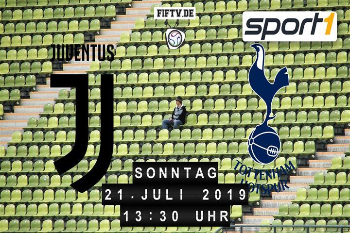 Juventus Turin - Tottenham Hotspur Spielankündigung