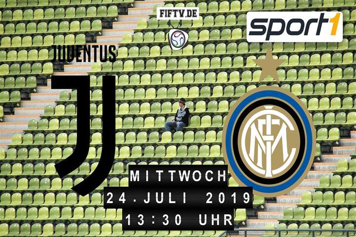 Juventus Turin - Inter Mailand Spielankündigung