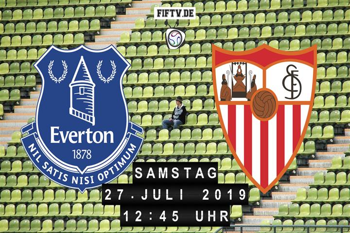 FC Everton - FC Sevilla Spielankündigung