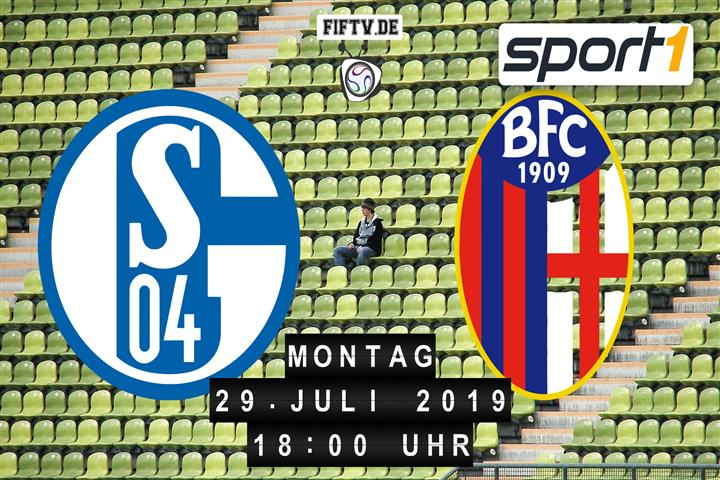 FC Schalke 04 - FC Bologna Spielankündigung