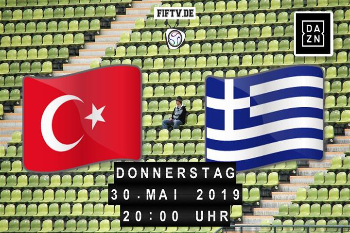 Türkei - Griechenland Spielankündigung