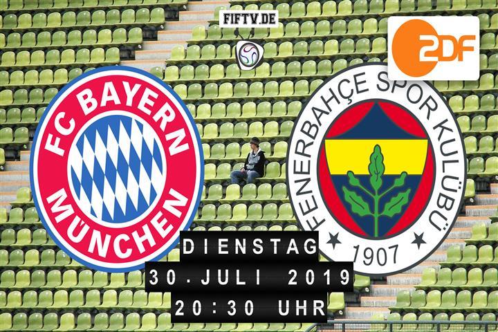 Bayern München - Fenerbahce Istanbul Spielankündigung