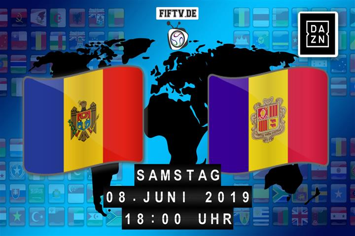 Moldawien - Andorra Spielankündigung