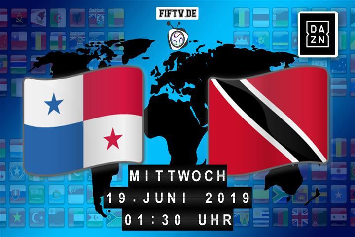 Panama - Trinidad und Tobago Spielankündigung