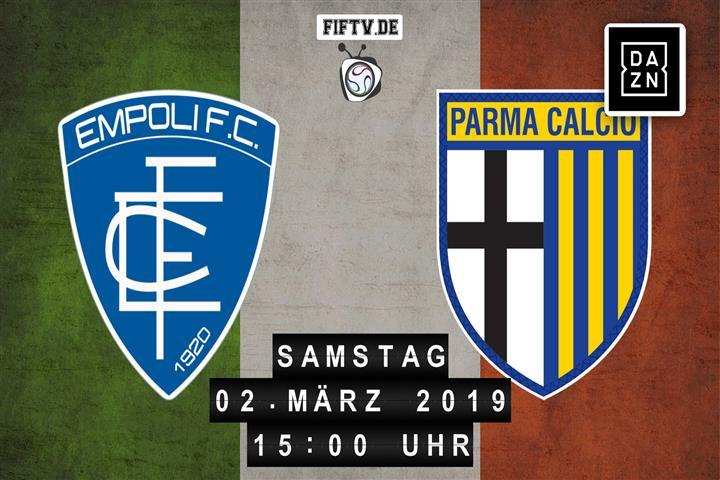 Empoli FC - Parma Calcio Spielankündigung