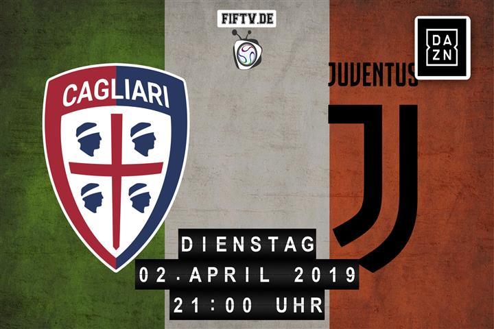 Cagliari Calcio - Juventus Turin Spielankündigung